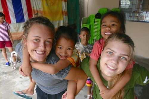 YWAM Vancouver Thailand Mission Trip.