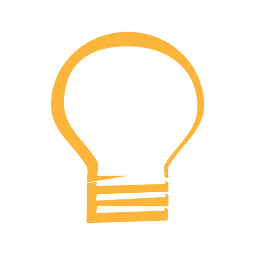 Light Bulb Icon.