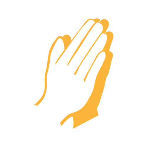 Prayer Icon.