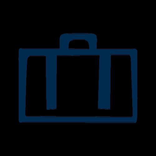 Suitcase Icon.