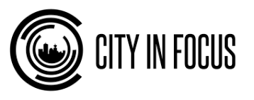 City In Focus Logo.