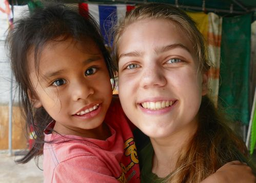 YWAM Vancouver Mission Trip To Thailand.