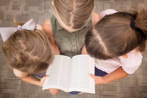 Thunder Mountain Church Children's Ministry Lower Elementary