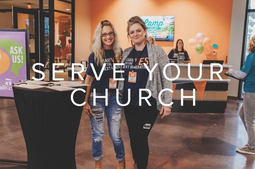 Serve Your Church