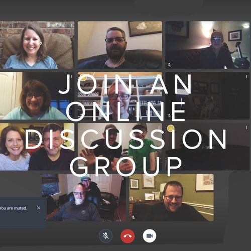 Get Connected, Join an Online Discussion Group