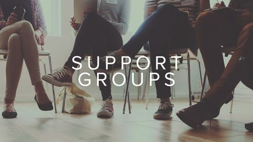 Find a support group, divorce, porn addiction, depression, anxiety