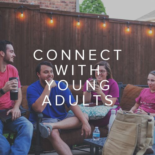 Connect with Young Adults