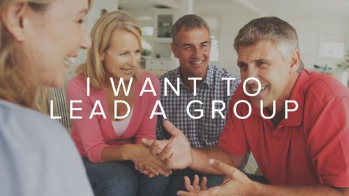 Ready to lead a group?