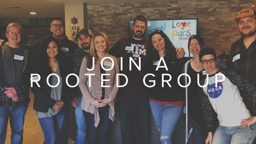 Get connected, join a Rooted group