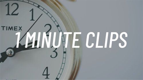 One Minute Clips
