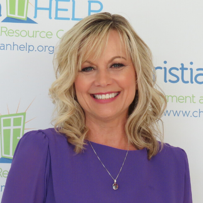 Christian Help Vickie Martin Bio