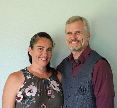 Chris and Heidi Schneider