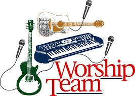 Leading the worship service with your gifts