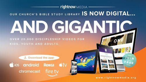Ridgecrest Baptist Church - Rightnow Media