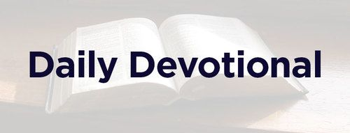 Subscribe to Daily Devotional