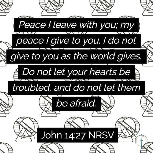 John 14:27 | Northminster Church