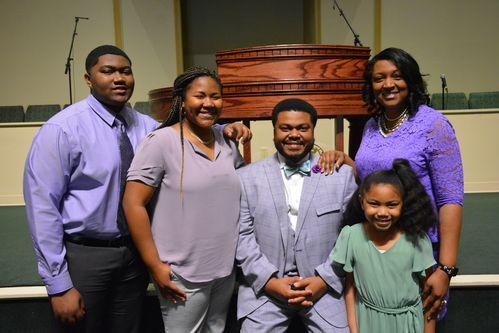 The Speight Family