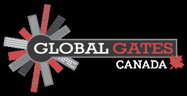 Global Gates Canada logo.