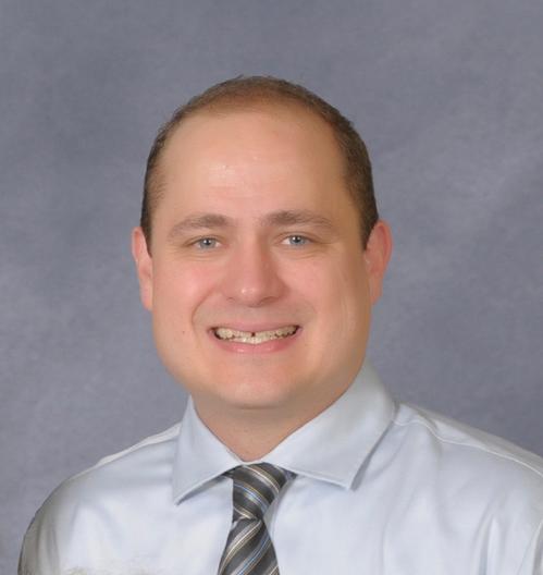 School Principal Daryl Kruse