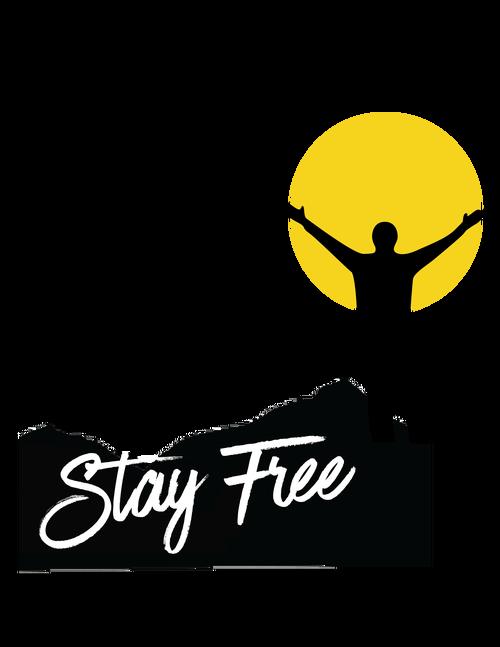Get Free Stay Free Logo