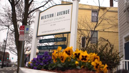 Western Avenue Baptist Church - Home