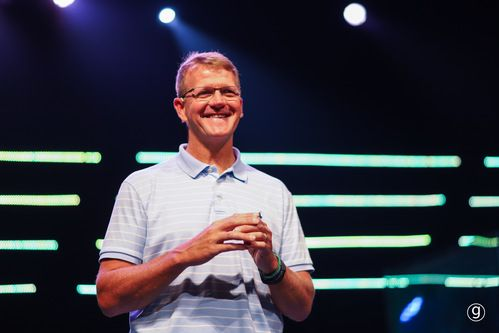 Our Pastor Jonathan Howes