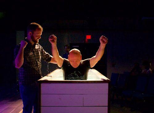 Baptism at Graystone Walton