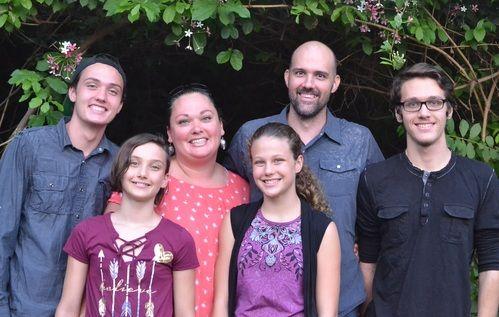 C. family portrait