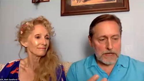 Mark & Maureen Sandford, Elijah Rain Ministries