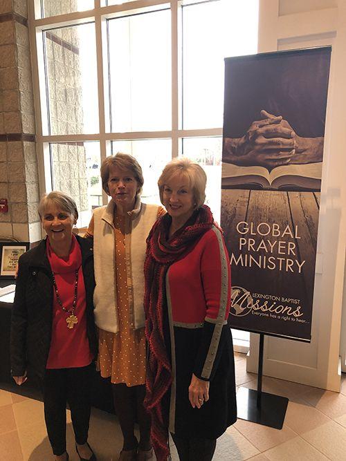 Global Prayer Ministry