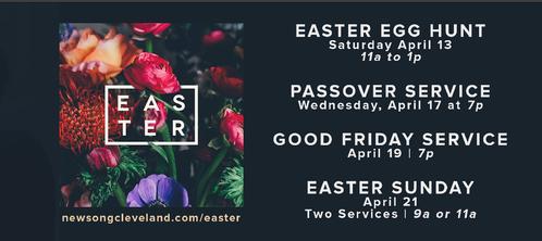 Easter Info