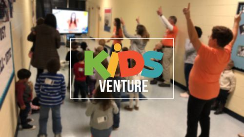 Kids Venture Logo Picture