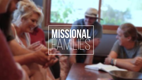 Missional Families Logo Picture