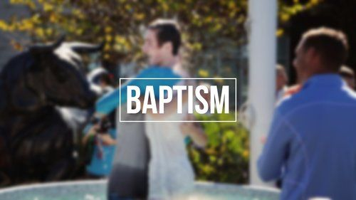 Baptism Logo Picture