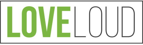 Love Loud Logo