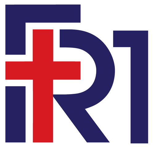 First Responders 1st Logo