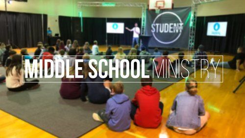 Middle School Ministry Logo Picture