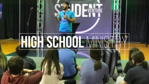 High School Ministry Logo Picture