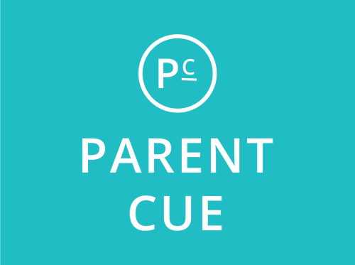 Parent Cue App Logo