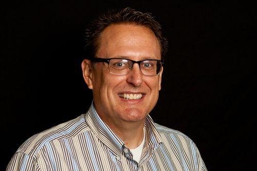 Photo of Associate Pastor Dan Burleson