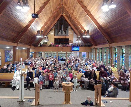 first lutheran church amery wi