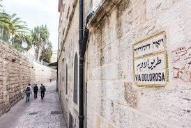 Via Dolorosa-Jerusalem