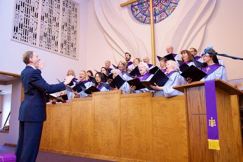West Side Presbyterian Church - Music