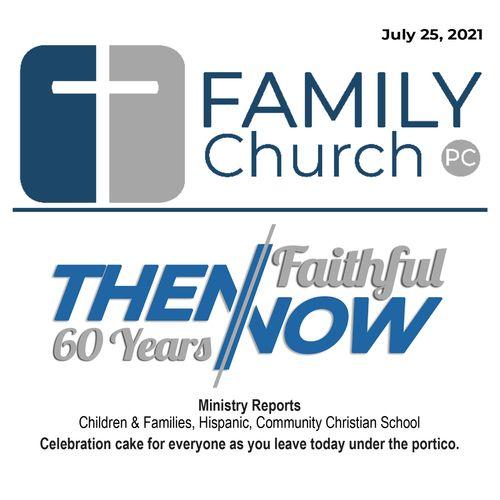 Bulletin July 12
