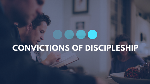 Convictions of Discipleship