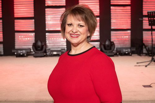Pastor Patty Campbell