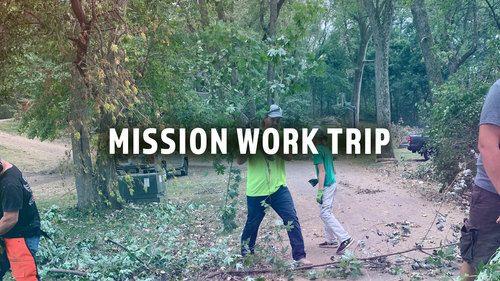 Mission Work Trip