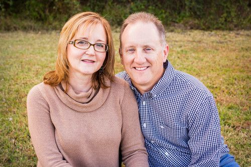 Our Pastor & Wife