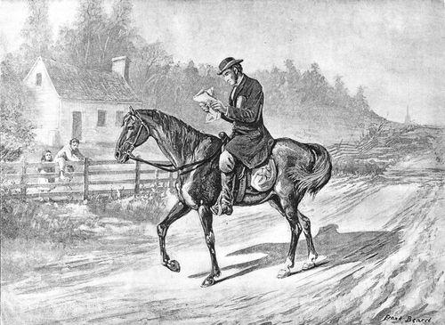 circuit rider 1700's
