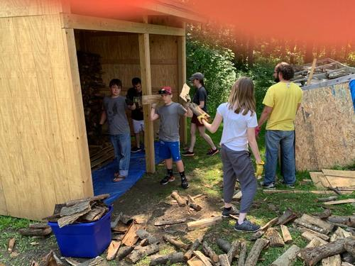 umcl youth service project